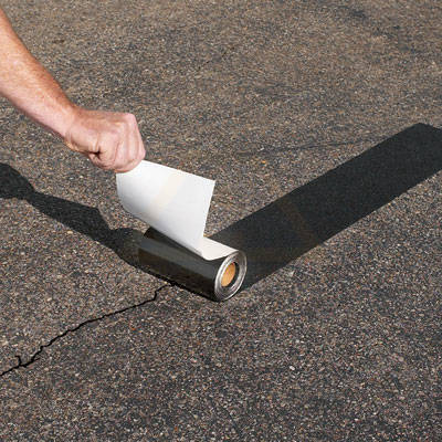 Quik Joint 4 Quot Asphalt Crack Repair Tape For Sale Asphalt