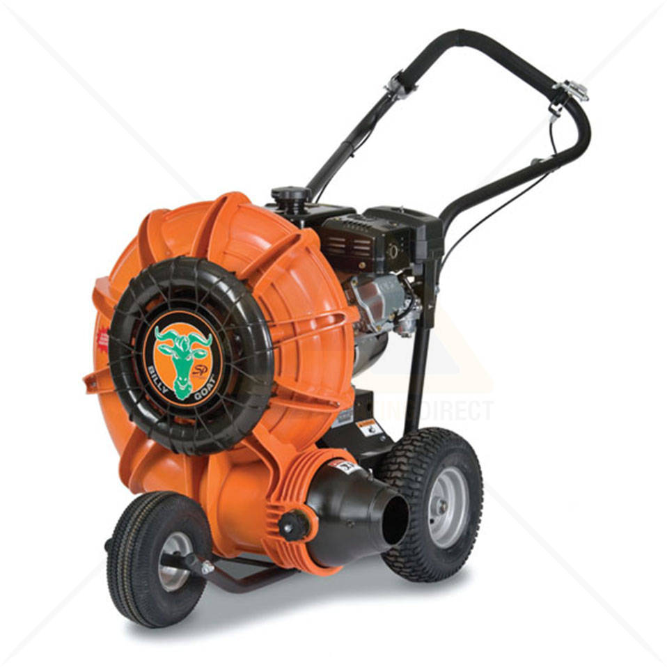 Honda Supercharger For Sale: 8.5 HP Billy Goat Blower F902H For Sale