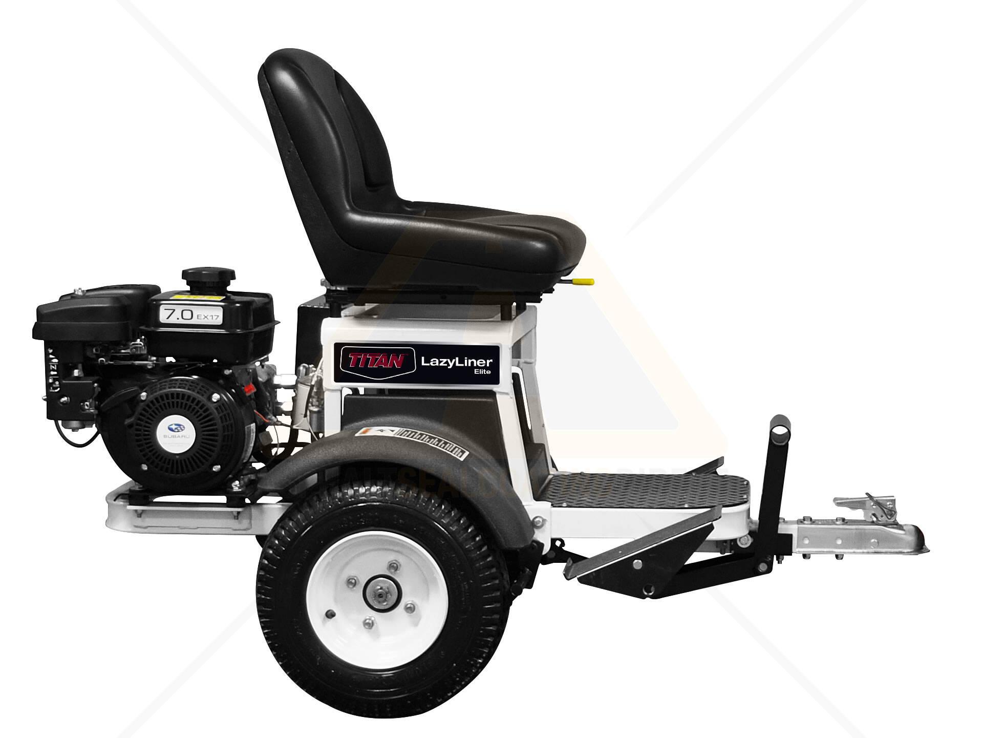 Titan Lazyliner Elite Striping Machine Ride On Attachement