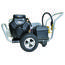 engine side image of the Simpson Water Shotgun WS4050V industrial pressure washer