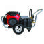 engine side image of the Simpson Water Shotgun WS5050H industrial pressure washer