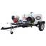 Overview image of the Simpson 95001 Cold Water Pressuer Washing Trailer