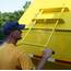 image: Asphalt Hot Box Trailer Lid Handle
