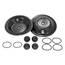 Image: Diaphragm Repair Parts Kit for 1 inch Yamada Pump part number K25-MN-1